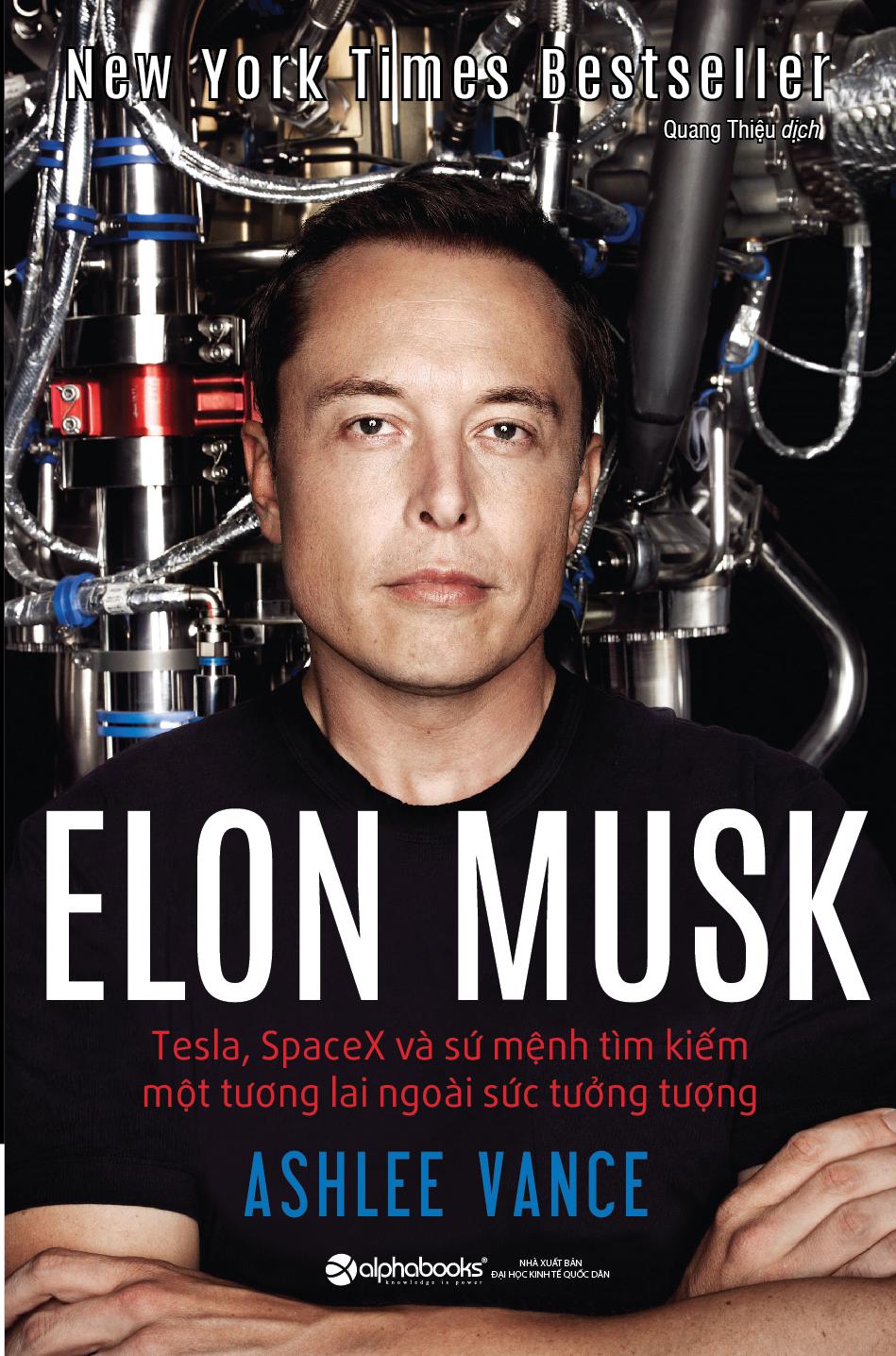 Elon Musk: Tesla, SpaceX Và Sứ Mệnh Tìm Kiếm Một Tương Lai Ngoài Sức Tưởng Tượng - 18230234 , 5657061063342 , 62_14432565 , 199000 , Elon-Musk-Tesla-SpaceX-Va-Su-Menh-Tim-Kiem-Mot-Tuong-Lai-Ngoai-Suc-Tuong-Tuong-62_14432565 , tiki.vn , Elon Musk: Tesla, SpaceX Và Sứ Mệnh Tìm Kiếm Một Tương Lai Ngoài Sức Tưởng Tượng