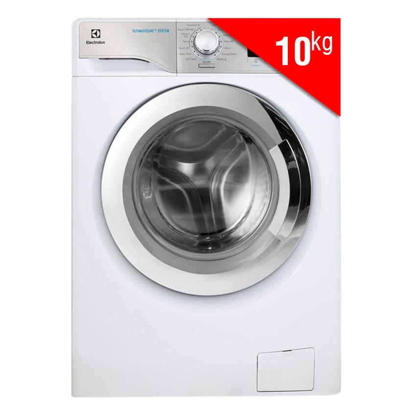 Máy Giặt Cửa Ngang Inverter Electrolux EWF14023 (10.0 Kg) - Trắng