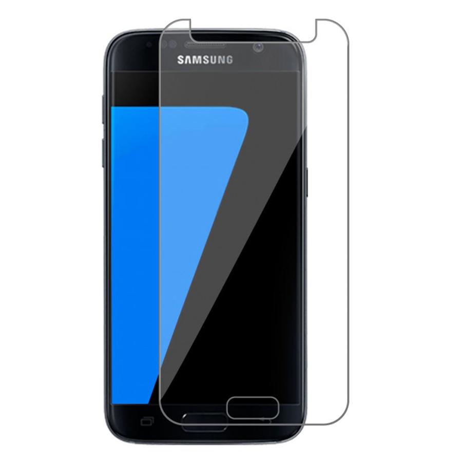 Kính Dán Cường Lực Glass Cho Samsung Galaxy S7 Edge GLASSSS7ED-CL (Trong Suốt)