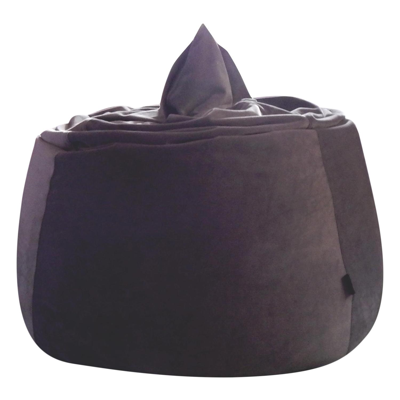 Ghế Lười Hình Giọt Nước Phú Mỹ GH-GINU-XAMX-080 (Xám)