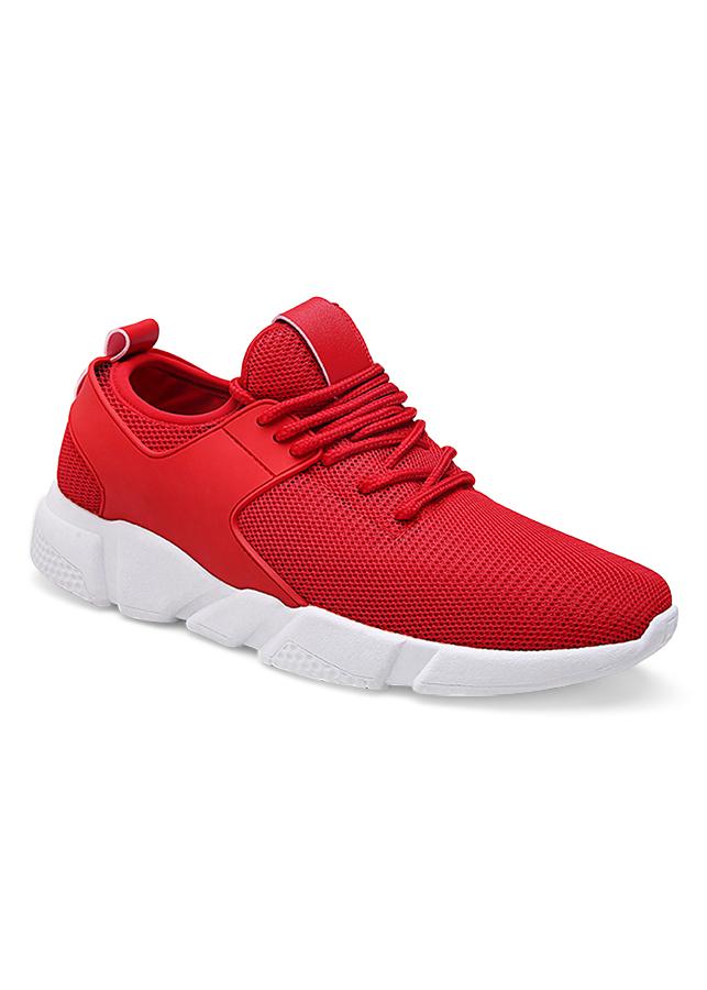 Giày Sneaker Thể Thao Nam Zapas GS080RE - Đỏ