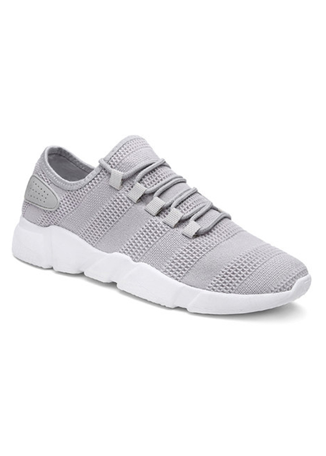 Giày Sneaker Thể Thao Nam Zapas GS081GR - Xám