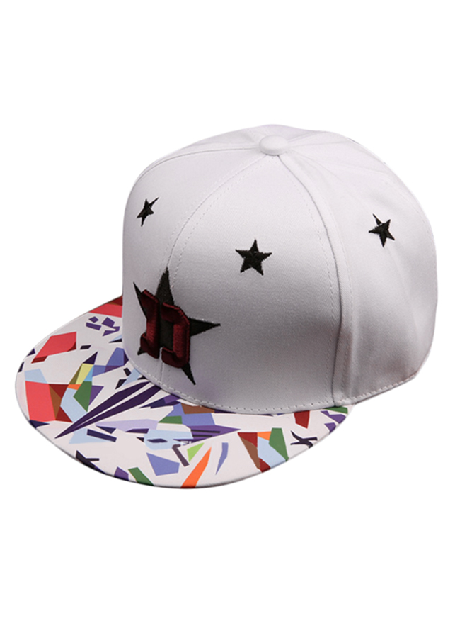 Mũ Snapback Star GL H1007