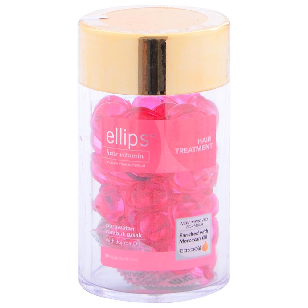 Serum Vitamin Dưỡng Tóc Phục Hồi Hư Tổn Ellips Hair Treatment (Hộp 50 Viên ) - 100707094 - 9384148 , 8993417200427 , 62_198930 , 250000 , Serum-Vitamin-Duong-Toc-Phuc-Hoi-Hu-Ton-Ellips-Hair-Treatment-Hop-50-Vien-100707094-62_198930 , tiki.vn , Serum Vitamin Dưỡng Tóc Phục Hồi Hư Tổn Ellips Hair Treatment (Hộp 50 Viên ) - 100707094
