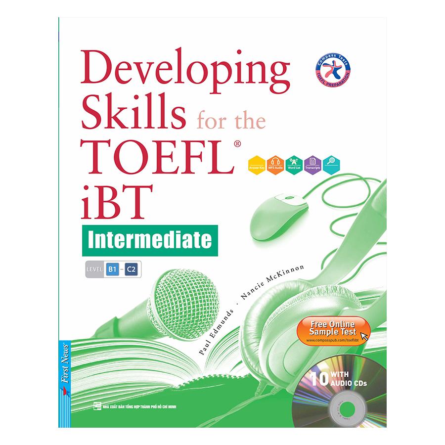 Developing Skills For The Toefl IBT (Không Kèm CD) - Tái Bản - 871006 , 2397251453128 , 62_712757 , 276000 , Developing-Skills-For-The-Toefl-IBT-Khong-Kem-CD-Tai-Ban-62_712757 , tiki.vn , Developing Skills For The Toefl IBT (Không Kèm CD) - Tái Bản