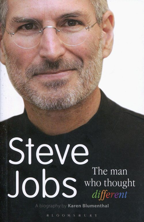 Steve Jobs The Man Who Thought Different (Paperback)