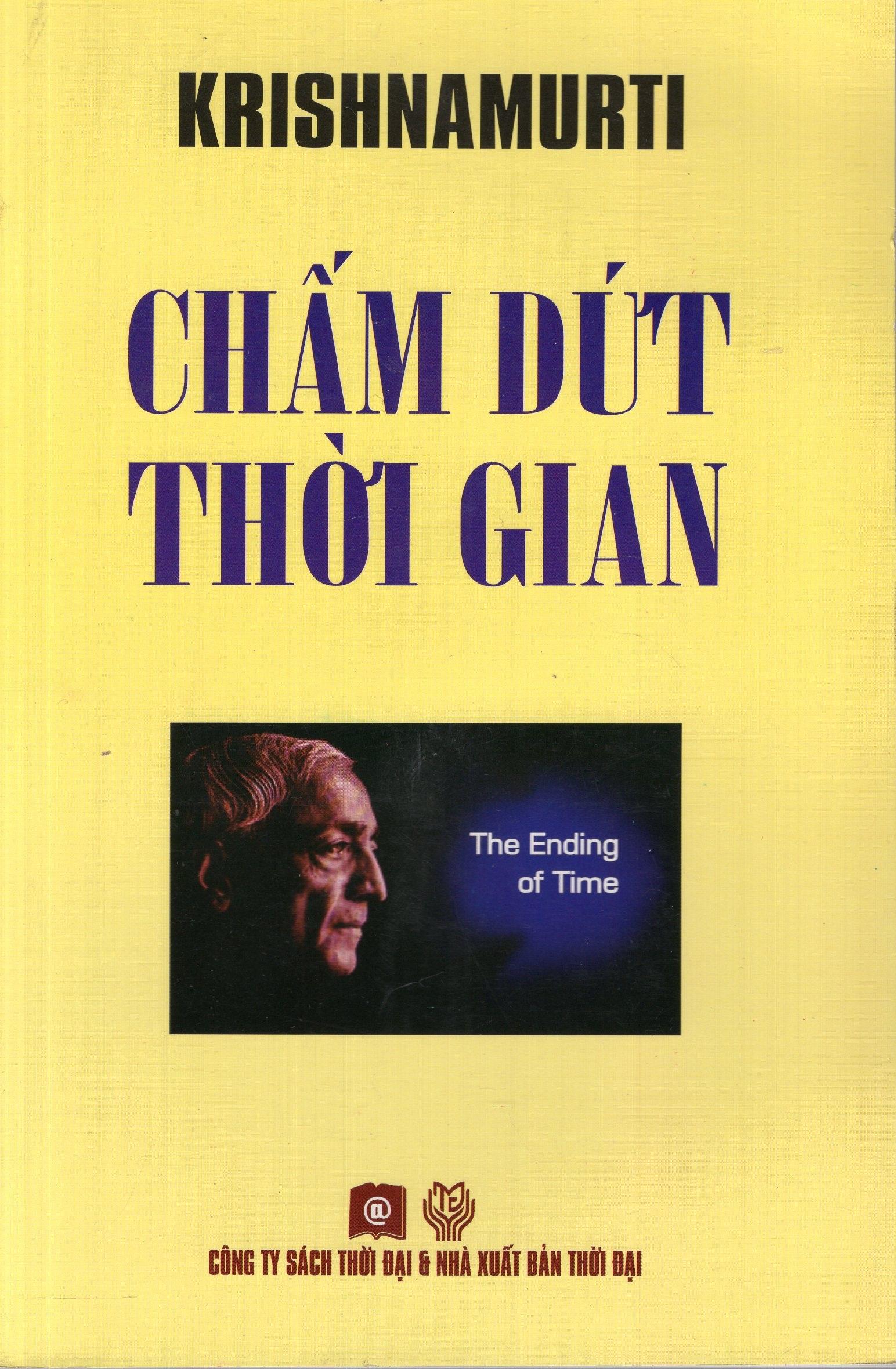 Chấm Dứt Thời Gian - 9664743 , 2411112887935 , 62_828750 , 65000 , Cham-Dut-Thoi-Gian-62_828750 , tiki.vn , Chấm Dứt Thời Gian