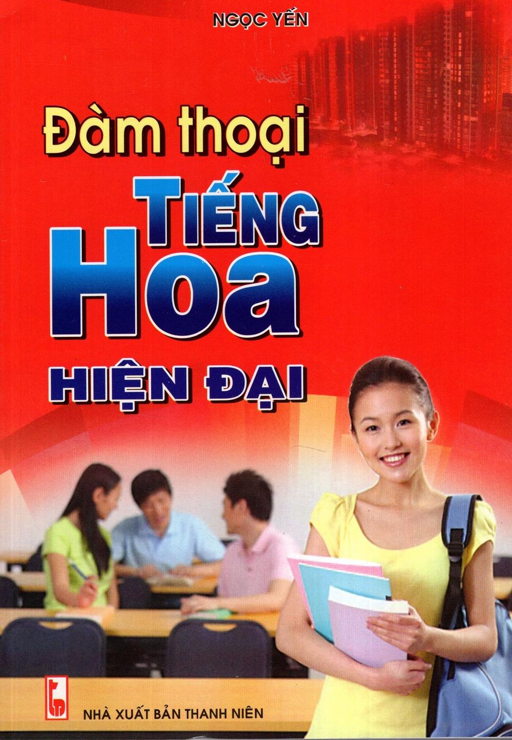 Đàm Thoại Tiếng Hoa Hiện Đại (Kèm 01 CD) - 868265 , 2391602727098 , 62_313264 , 64000 , Dam-Thoai-Tieng-Hoa-Hien-Dai-Kem-01-CD-62_313264 , tiki.vn , Đàm Thoại Tiếng Hoa Hiện Đại (Kèm 01 CD)