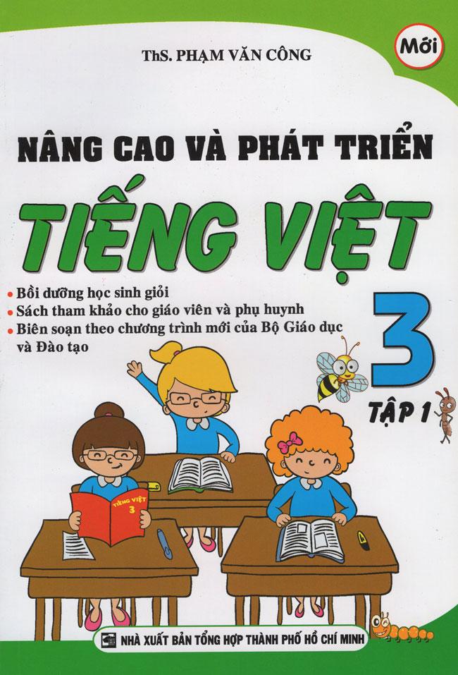 Nâng Cao Và Phát Triển Tiếng Việt Lớp 3 (Tập 1) - 18221114 , 6566510024621 , 62_26594338 , 35000 , Nang-Cao-Va-Phat-Trien-Tieng-Viet-Lop-3-Tap-1-62_26594338 , tiki.vn , Nâng Cao Và Phát Triển Tiếng Việt Lớp 3 (Tập 1)