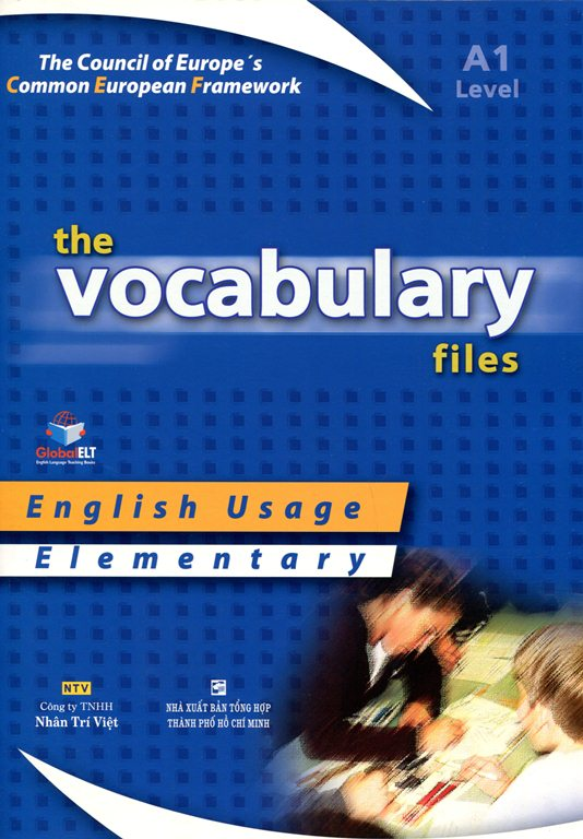 The Vocabulary Files A1 Elementary (Không CD)