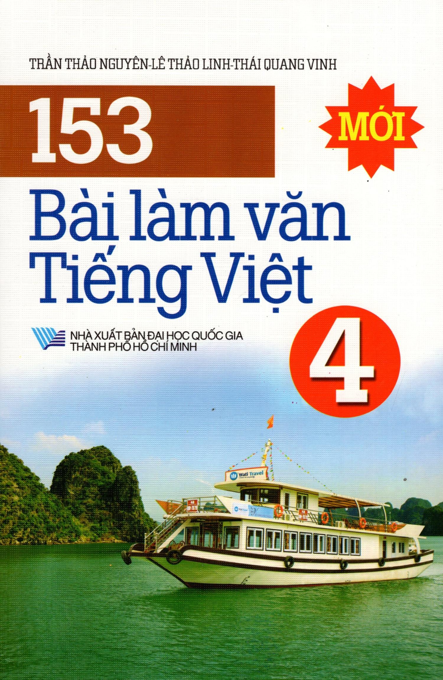 153 Bài Làm Văn Hay Tiêu Biểu Lớp 4