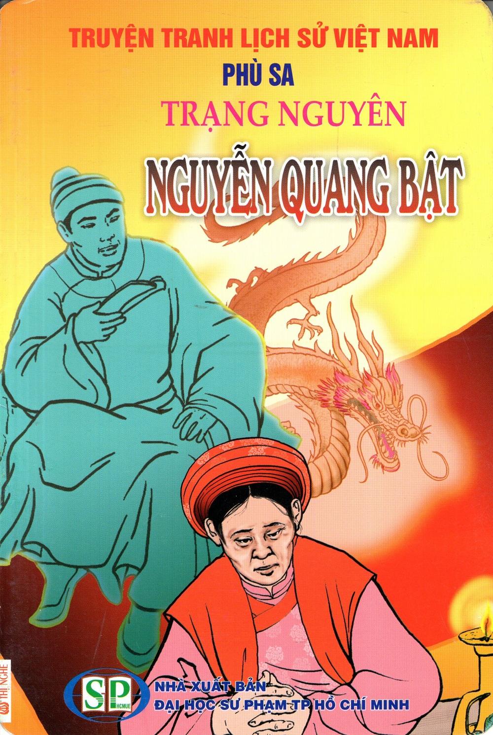 Truyện Tranh Lịch Sử Việt Nam - Trạng Nguyên Nguyễn Quang Bật
