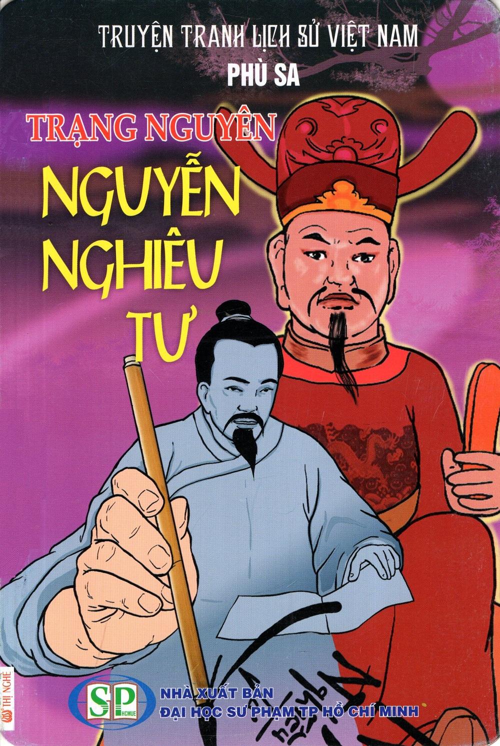 Truyện Tranh Lịch Sử Việt Nam - Trạng Nguyên Nguyễn Nghiêu Tư