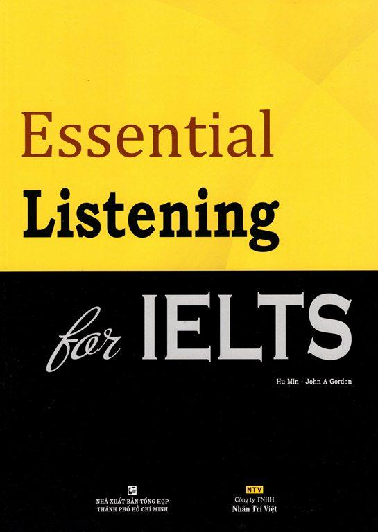 Essential Listening For IELTS (Kèm CD)