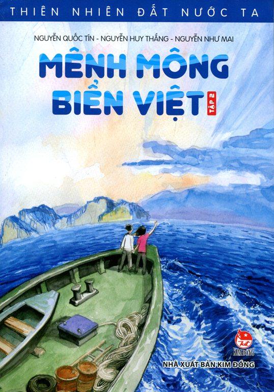 Thiên Nhiên Đất Nước Ta - Mênh Mông Biển Việt (Tập 2)
