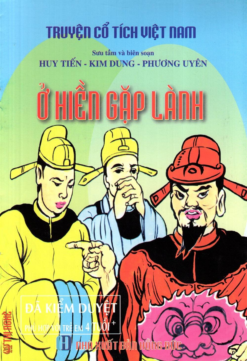 Truyện Cổ Tích Việt Nam - Ở Hiền Gặp Lành
