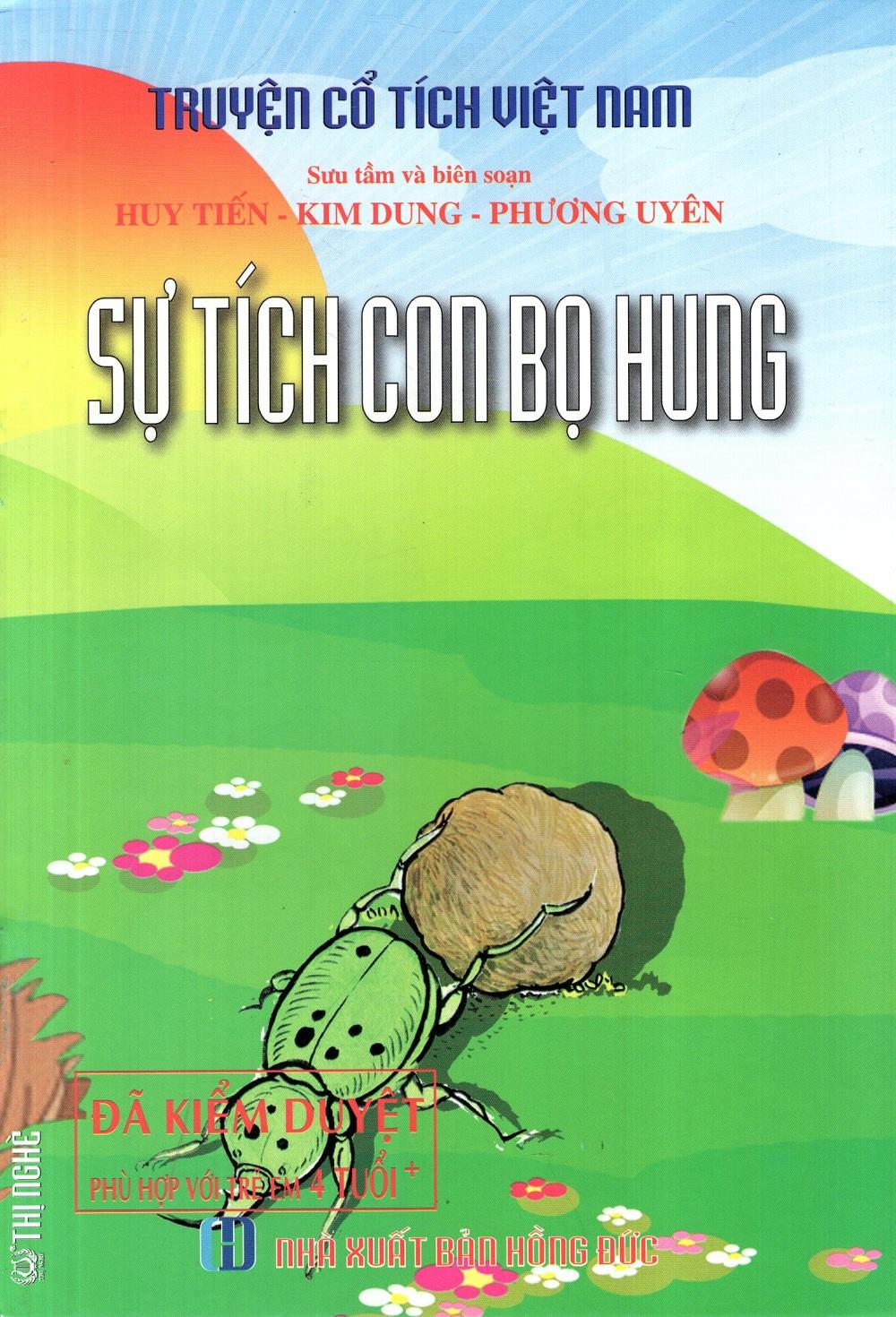 Truyện Cổ Tích Việt Nam - Sự Tích Con Bọ Hung