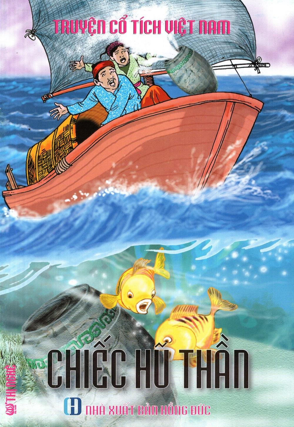 Truyện Cổ Tích Việt Nam - Chiếc Hũ Thần