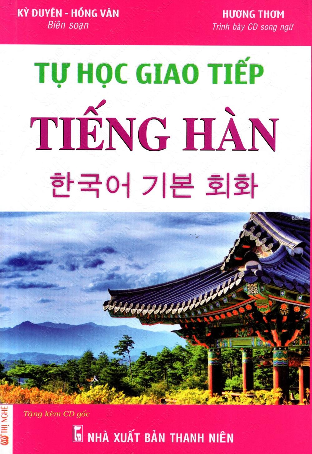 Tự Học Giao Tiếp Tiếng Hàn (Kèm CD)
