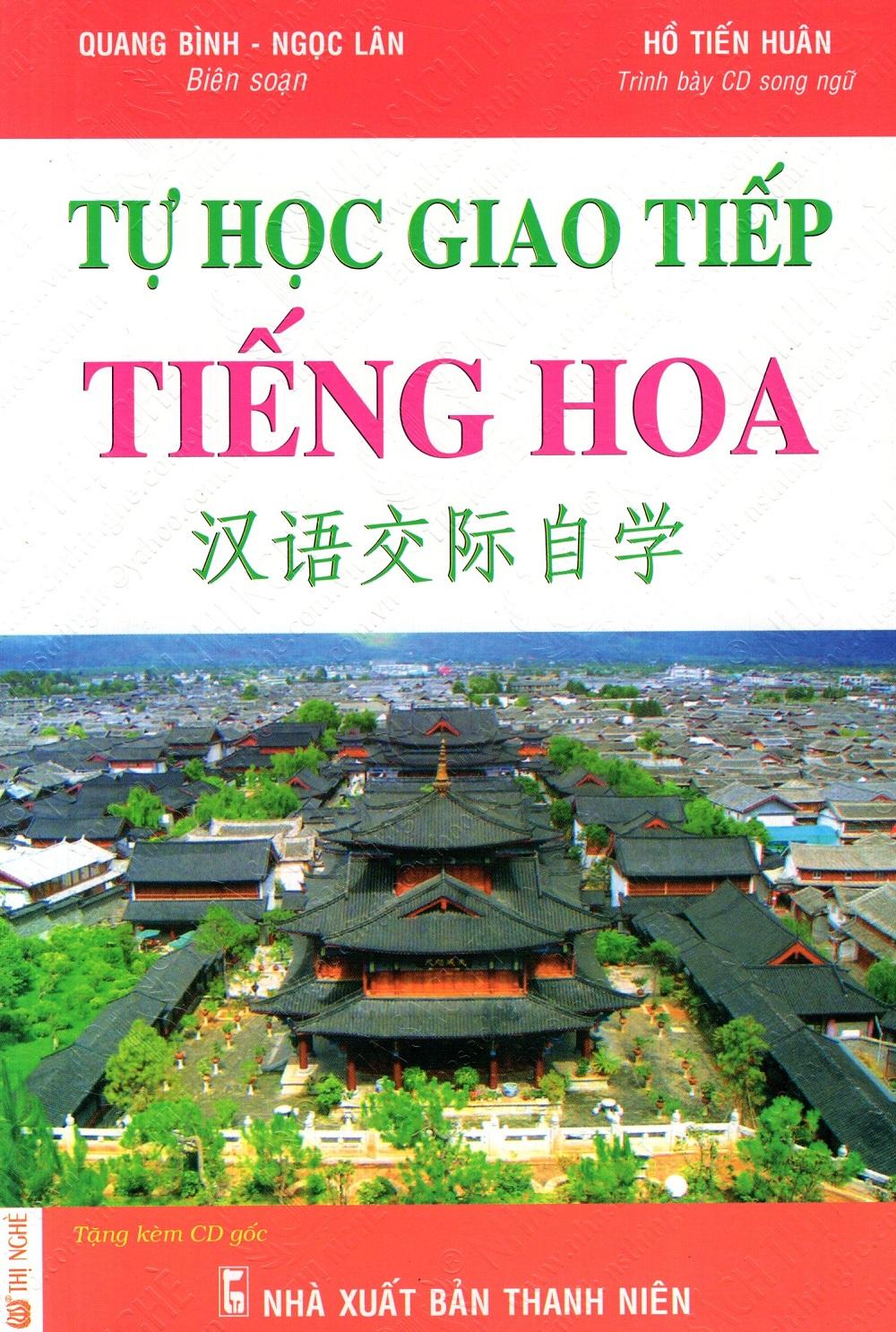 Tự Học Giao Tiếp Tiếng Hoa (Kèm CD)