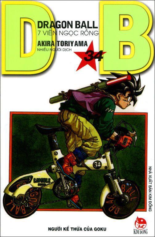Dragon Ball - Tập 34
