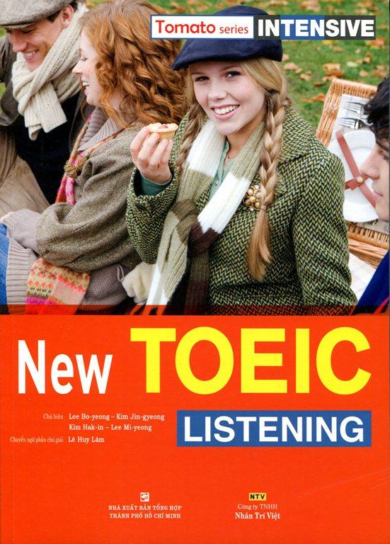 Tomato Series Intensive - New TOEIC Listening (Kèm CD)