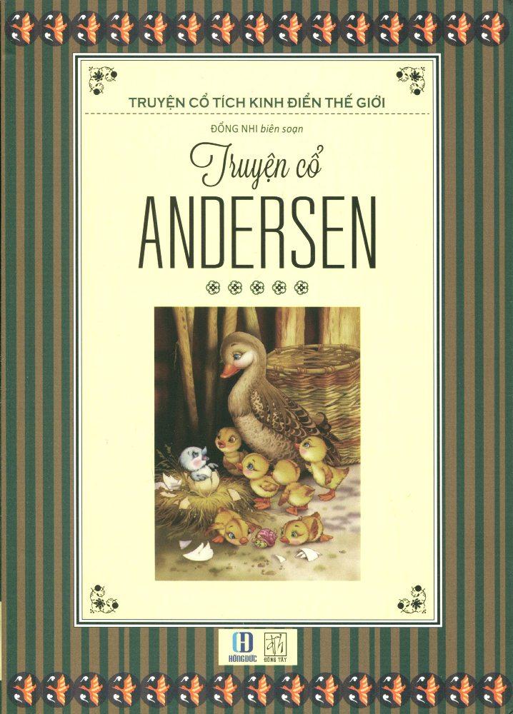 Truyện Cổ Andersen (Đen Trắng)