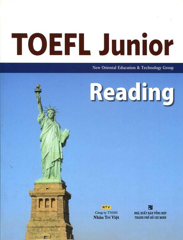 TOEFL Junior Reading (Không CD) - 18218713 , 3581745745601 , 62_20491279 , 168000 , TOEFL-Junior-Reading-Khong-CD-62_20491279 , tiki.vn , TOEFL Junior Reading (Không CD)
