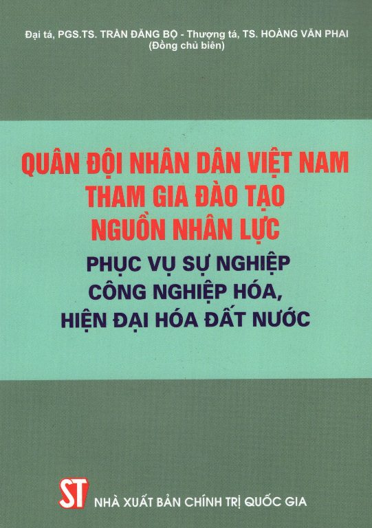 Quân Đội Nhân Dân Việt Nam Tham Gia Đào Tạo Nguồn Nhân Lực