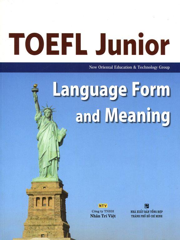 TOEFL Junior Listening Language Form And Meaning (Không CD) - 18218715 , 2644397902455 , 62_24165741 , 138000 , TOEFL-Junior-Listening-Language-Form-And-Meaning-Khong-CD-62_24165741 , tiki.vn , TOEFL Junior Listening Language Form And Meaning (Không CD)