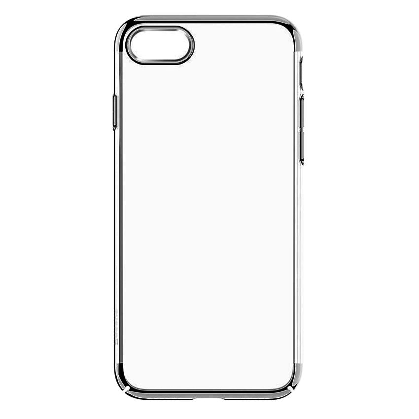 Ốp Lưng iPhone 7 Plus Tuxedo Elektro Mạ Viền 3D  - Hàng Chính Hãng