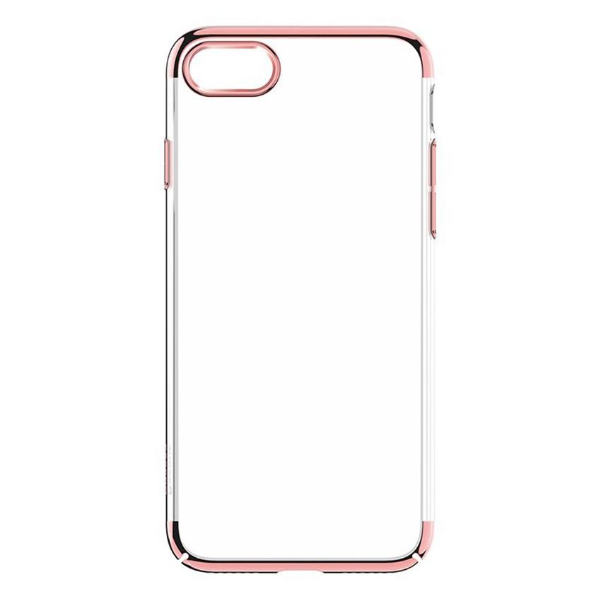 Ốp Lưng iPhone 7 Tuxedo Elektro Mạ Viền 3D - Hàng Chính Hãng
