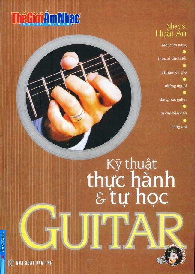 Bộ Tự Học Guitar (Sách + 01 CD)
