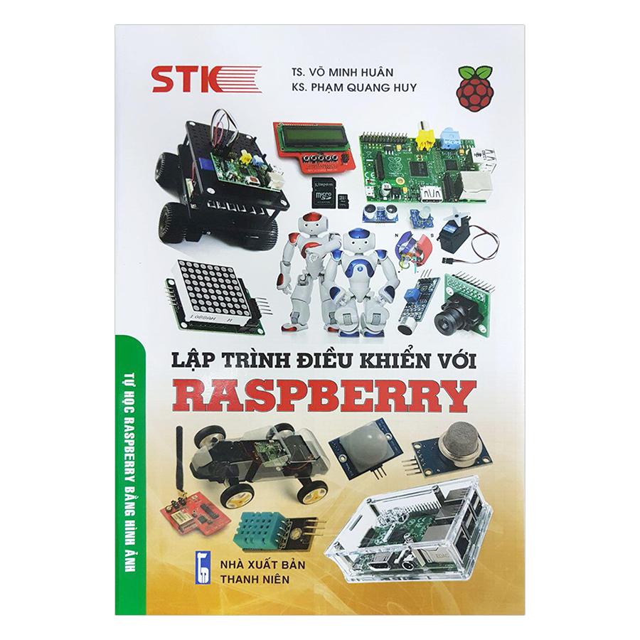 Lập Trình Điều Khiển Với Raspberry - 1526373 , 2596417116666 , 62_770089 , 125000 , Lap-Trinh-Dieu-Khien-Voi-Raspberry-62_770089 , tiki.vn , Lập Trình Điều Khiển Với Raspberry