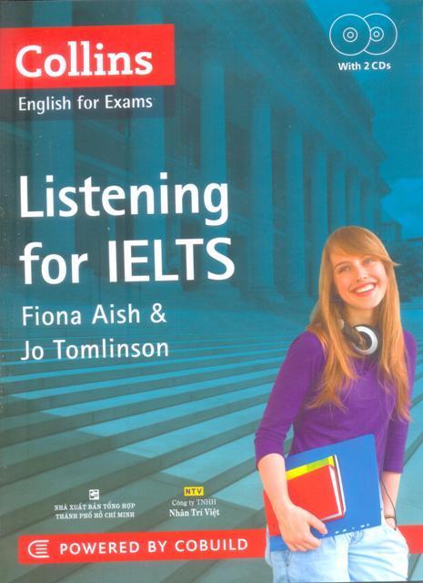 Collins - Listening For IELTS (Kèm 2 CD) - 5182526 , 7350451558159 , 62_16912870 , 144000 , Collins-Listening-For-IELTS-Kem-2-CD-62_16912870 , tiki.vn , Collins - Listening For IELTS (Kèm 2 CD)