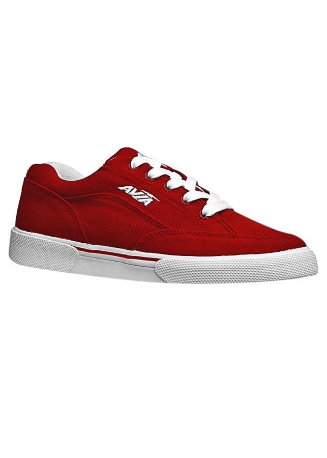 Giày Casual Unisex DA M1398 - Đỏ Đậm