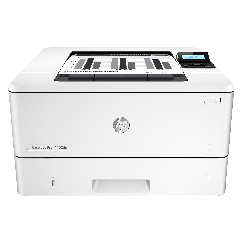 Máy In HP LaserJet Pro 400 M402DN Duplex Network - Hàng Chính Hãng