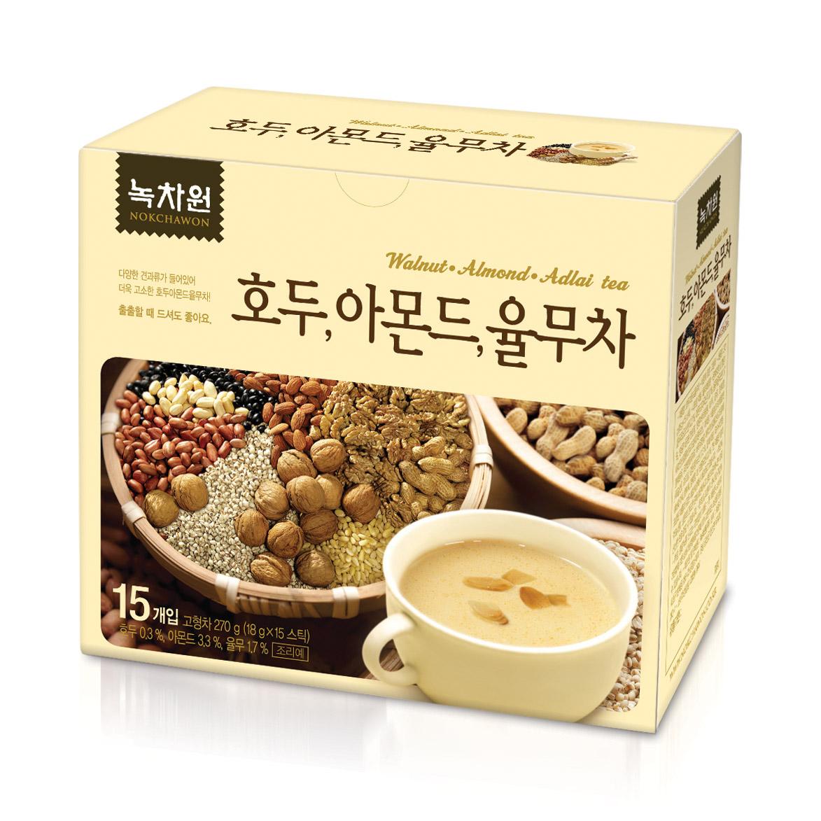 Bột Ngũ Cốc Nokchawon Mixed Powder 270g - 9399793 , 8801767631771 , 62_587117 , 191000 , Bot-Ngu-Coc-Nokchawon-Mixed-Powder-270g-62_587117 , tiki.vn , Bột Ngũ Cốc Nokchawon Mixed Powder 270g