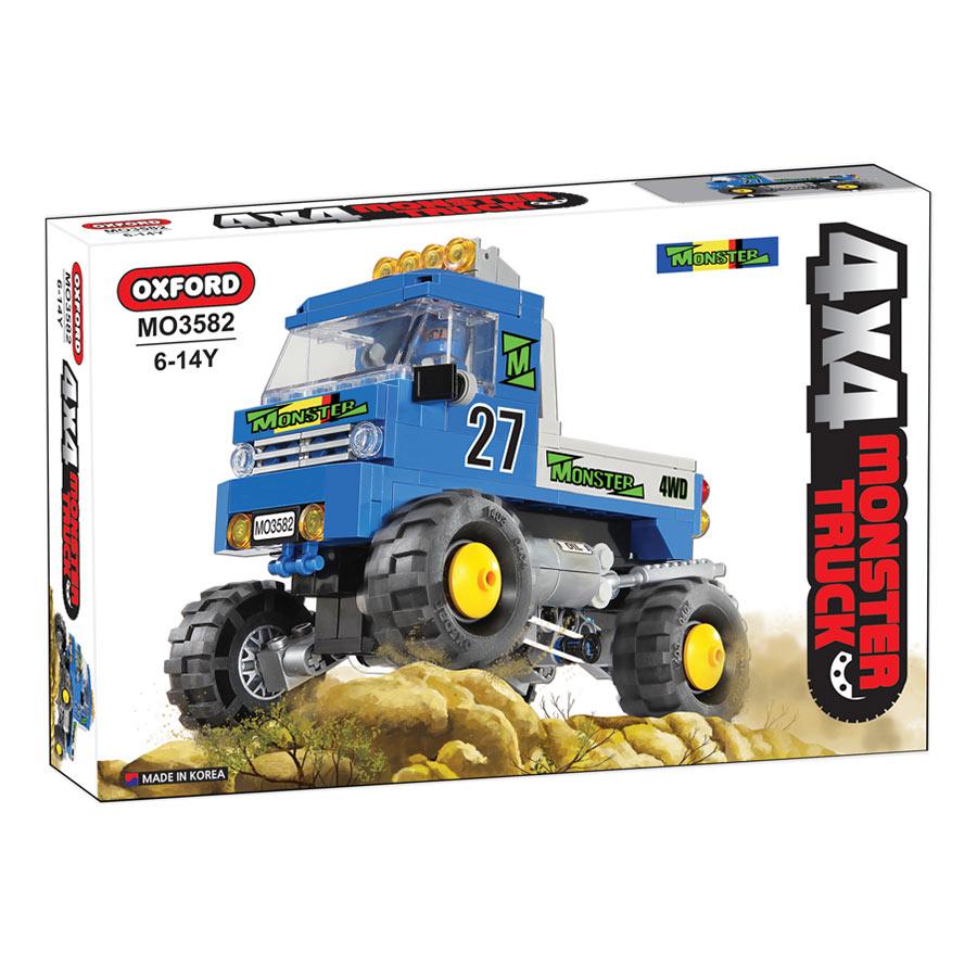 Đồ Chơi Lắp Ráp Oxford - Monster Truck 27 MO3582 - 2971675517033,62_8339148,643000,tiki.vn,Do-Choi-Lap-Rap-Oxford-Monster-Truck-27-MO3582-62_8339148,Đồ Chơi Lắp Ráp Oxford - Monster Truck 27 MO3582