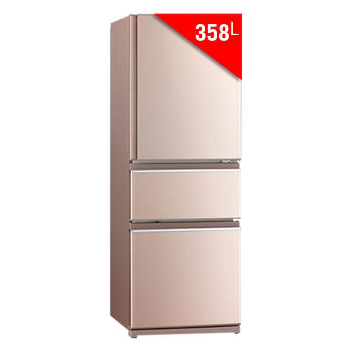 Tủ Lạnh Inverter Mitsubishi MR-CX46EJ-PS (358L)