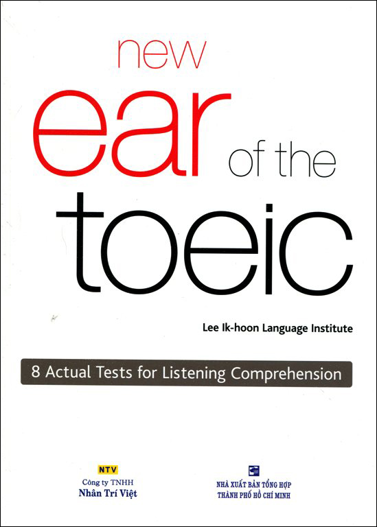 New Ear Of The TOEIC (Kèm CD) - 5192366 , 4579664184518 , 62_16862140 , 198000 , New-Ear-Of-The-TOEIC-Kem-CD-62_16862140 , tiki.vn , New Ear Of The TOEIC (Kèm CD)