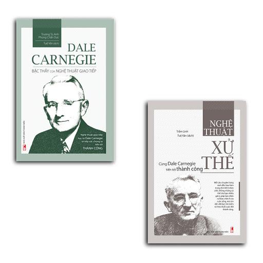 Combo Nghệ Thuật Xử Thế Của Dale Carnegie (Trọn Bộ 2 Cuốn)