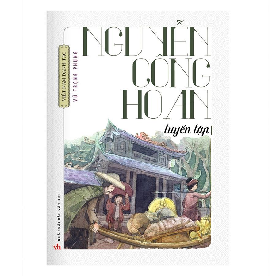 Nguyễn Công Hoan Tuyển Tập - 9404951 , 2517617745029 , 62_629485 , 96000 , Nguyen-Cong-Hoan-Tuyen-Tap-62_629485 , tiki.vn , Nguyễn Công Hoan Tuyển Tập