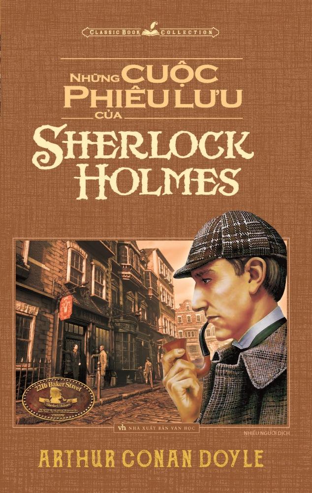 Những Cuộc Phiêu Lưu Của Sherlock Holmes (Minh Long)