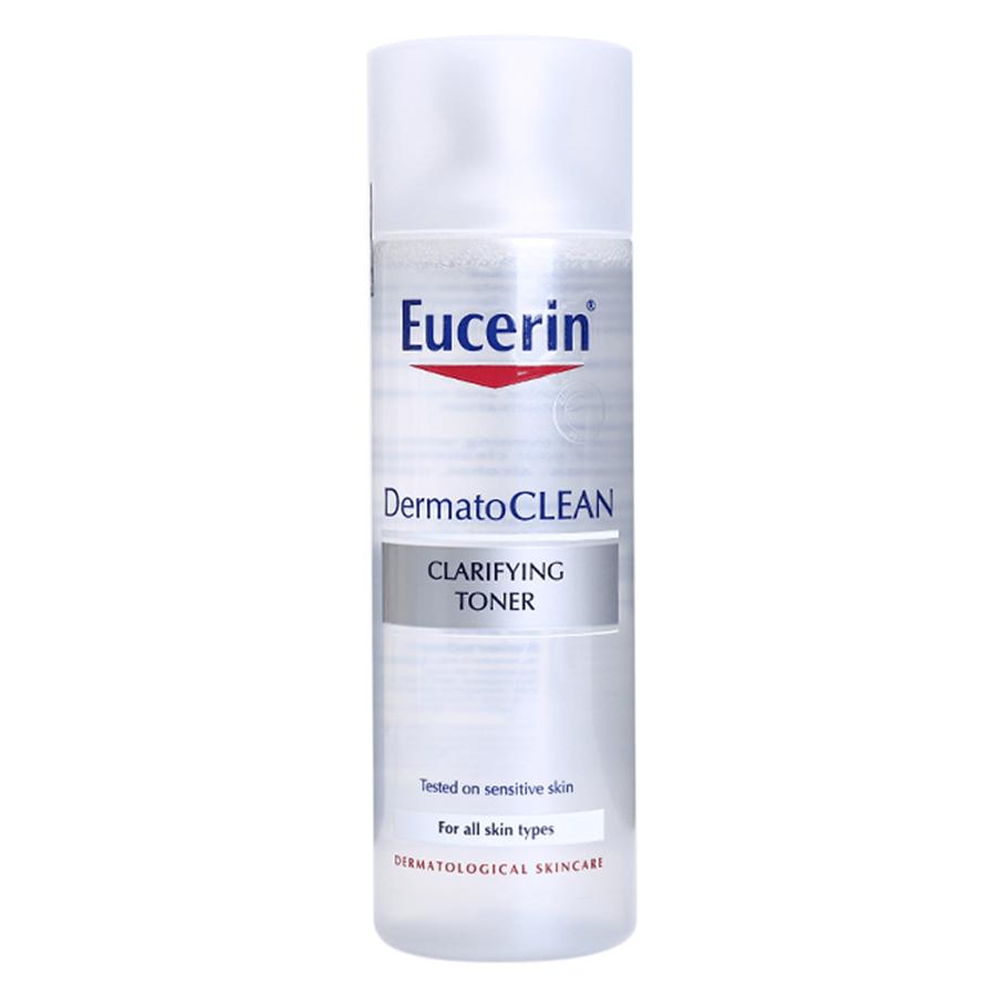 Nước Hoa Hồng Da Nhạy Cảm Eucerin Dermato Clean (200ml) - 870199 , 3459472557494 , 62_653891 , 456000 , Nuoc-Hoa-Hong-Da-Nhay-Cam-Eucerin-Dermato-Clean-200ml-62_653891 , tiki.vn , Nước Hoa Hồng Da Nhạy Cảm Eucerin Dermato Clean (200ml)