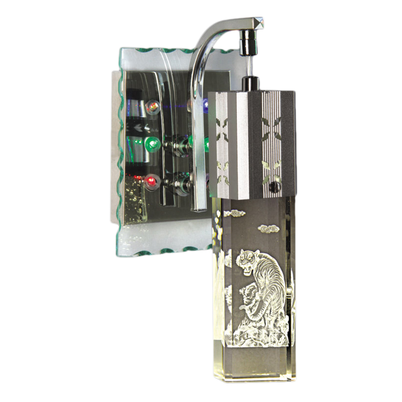 Đèn LED Đổi Màu Trang Trí Vách Netviet NV 039 3W