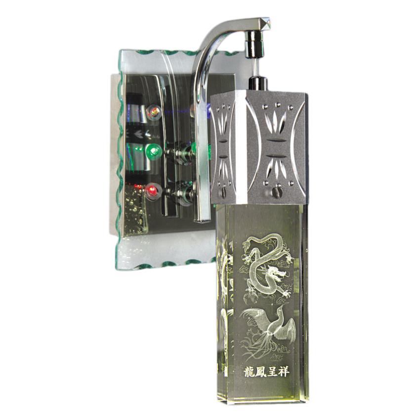 Đèn LED Đổi Màu Trang Trí Vách Netviet NV 042 3W