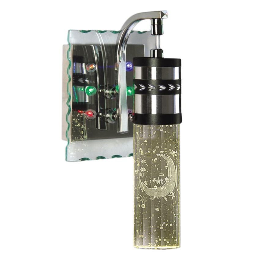 Đèn LED Đổi Màu Trang Trí Vách Netviet NV 043 3W