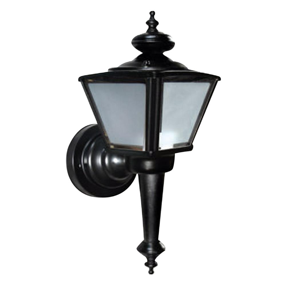 Đèn Trang Trí Trụ Cổng Netviet NVT 920 - Đen