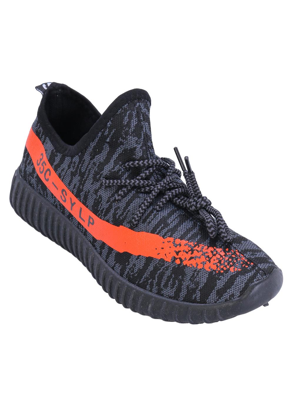Giày Sneaker Nam POSA DCTK144 - Đen